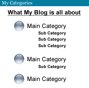 2011 02 08 09 35 45 125 How to Create Your Blog: Importance of Categories