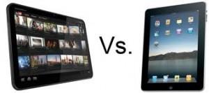 The ipad 2 and Motorola Xoom