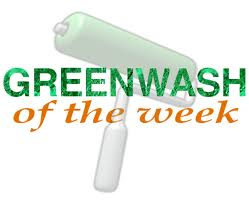 Greenwash of the Week